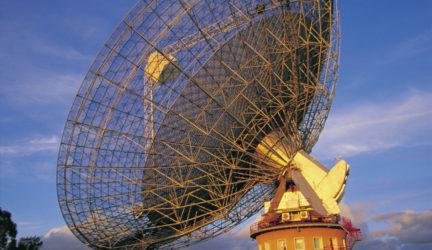 CSIRO Observatory Parkes credit Destination NSW