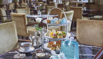 New York Spirit Afternoon Tea Set (2)