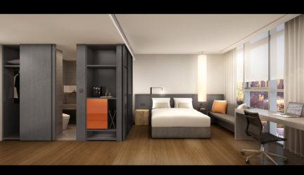 Shilla Stay Yeoksam_Double Room
