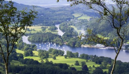 Scenic Lakeland – Lake Windermere