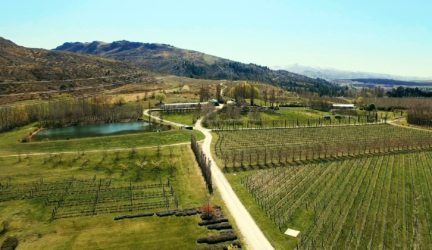 Two Paddocks Winery, Central Otago